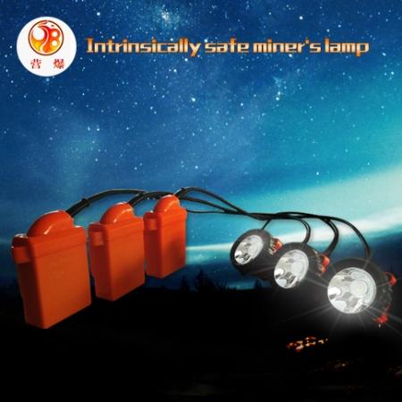 KL lithium mine lamp