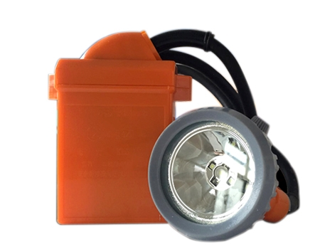 KL4/5LM intrinsically safe miners lamp